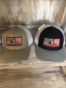 American Flag Patch Hat - The Salty Mare