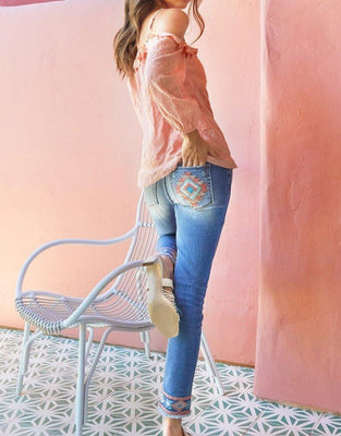 Feel Good Skinny Jeans - The Salty Mare