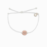 Pave Wave Coin Bracelet - The Salty Mare
