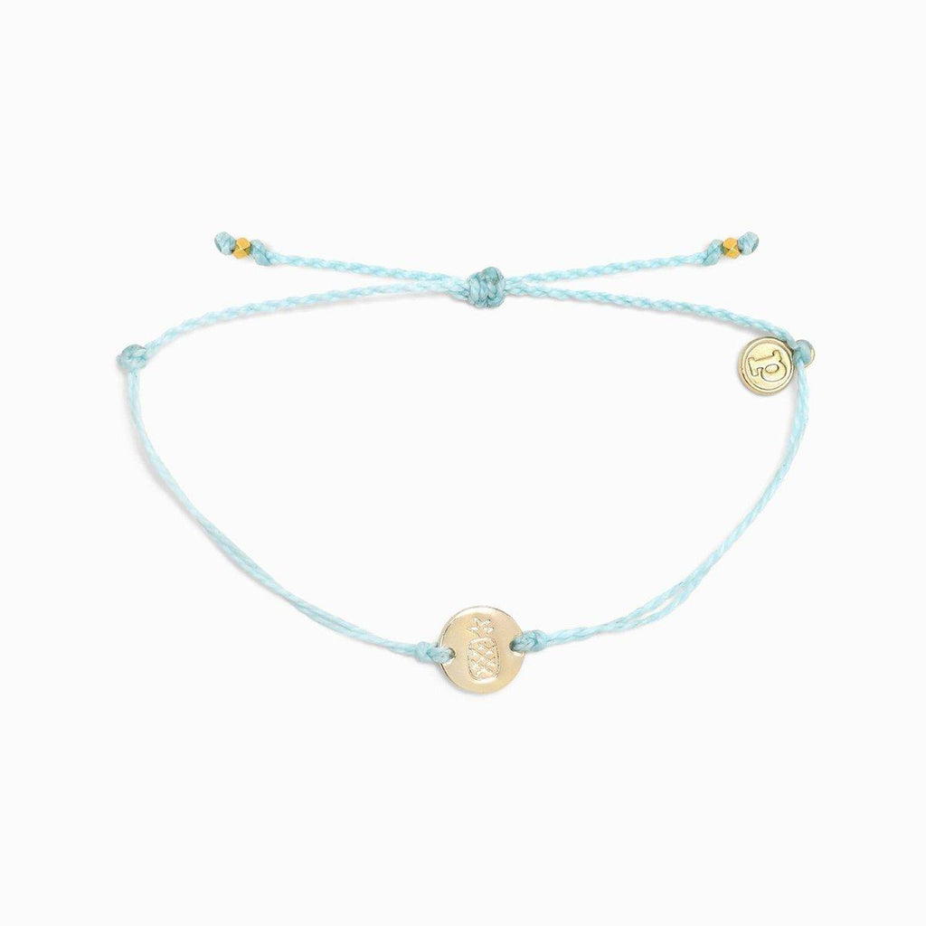 Pineapple Coin Bracelet - The Salty Mare