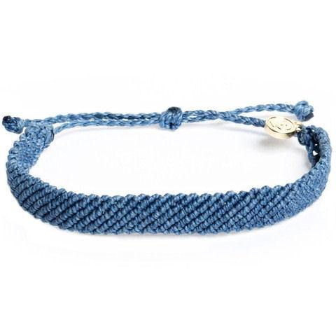 Flat Braid Bracelet - The Salty Mare