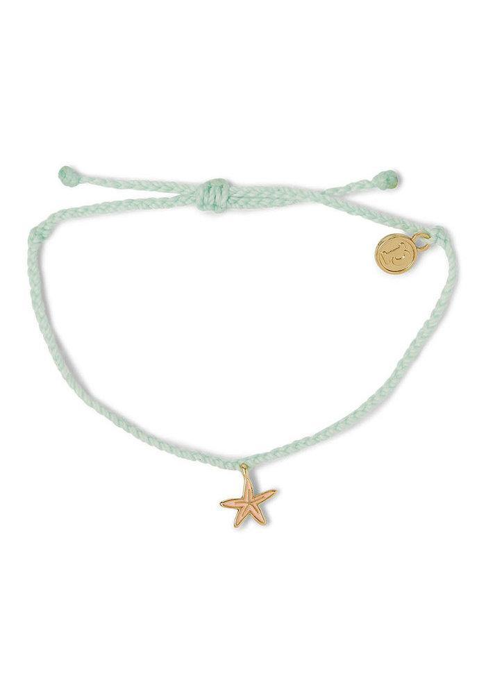 Gold Starfish Bracelet Winterfresh - The Salty Mare