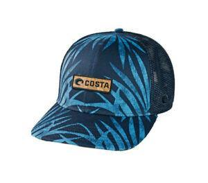 Coco Palms XL Fit Trucker - The Salty Mare