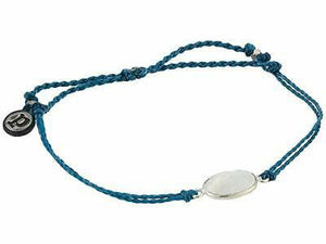 Oval Moonstone Bracelet - The Salty Mare