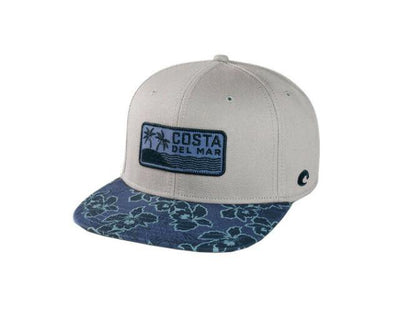 Kalua Flat Brim Hat - The Salty Mare