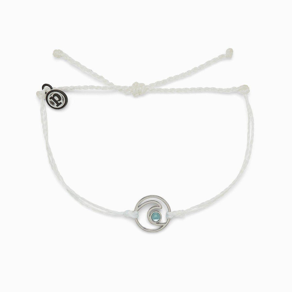 Shimmering Wave Bracelet - The Salty Mare