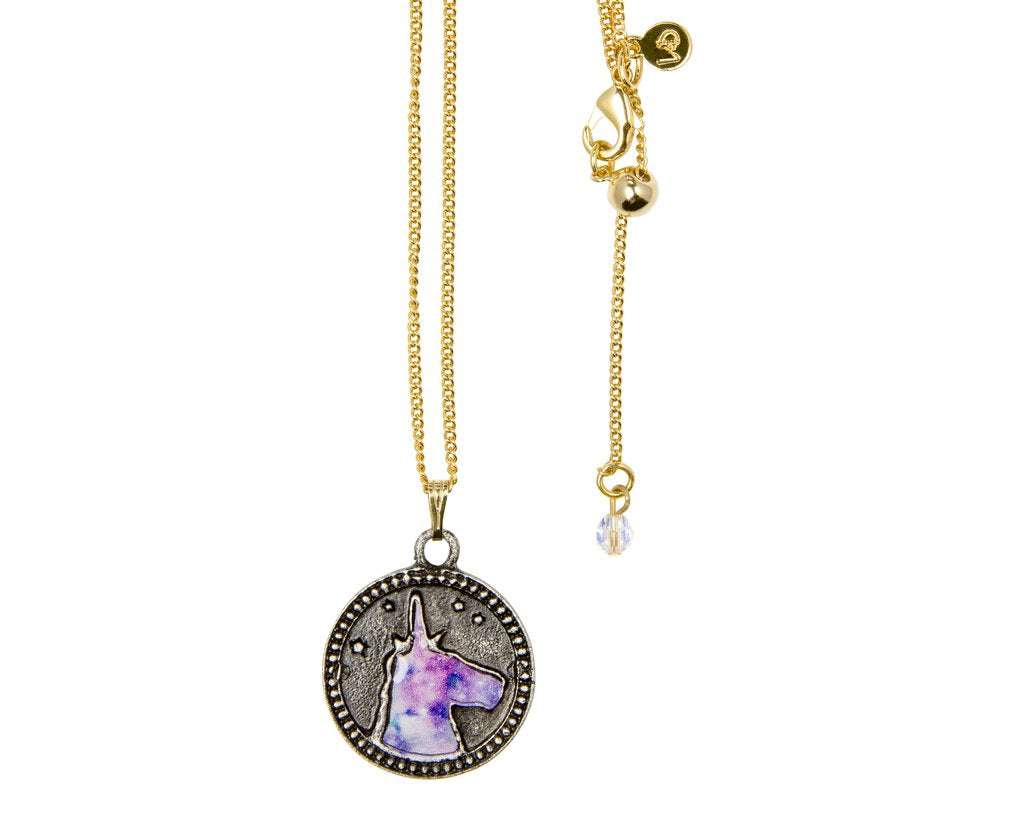 Unicorn Necklace - The Salty Mare