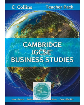9780007507030, Collins Cambridge IGCSE® Business Studies Teacher Guide
