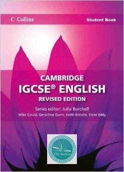 Cambridge IGCSE English Student Book - CIE SOURCE