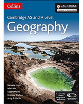 9780008124229, Collins Cambridge AS and A Level Geography