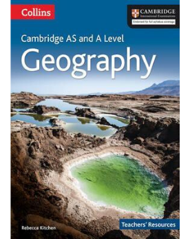 9780008166892, Collins Cambridge AS and A Level - Geography Teachers' Resources