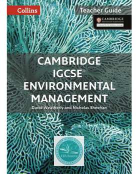 9780008190446, Cambridge IGCSE® Environmental Management Teacher's Guide paperback