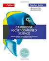 9780008191535, Cambridge IGCSE® Combined Science Teacher Guide paperback