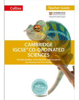 9780008191580, Cambridge IGCSE® Co-Ordinated Sciences Teacher Guide paperback