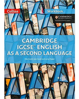 9780008197278, Cambridge IGCSE® English as a Second Language Workbook paperback