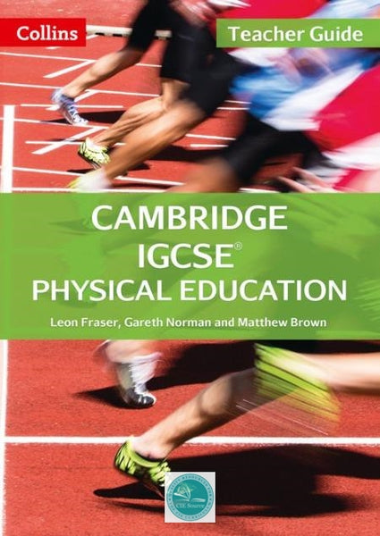 9780008202170, Cambridge IGCSE® Physical Education Teacher's Guide paperback