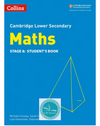 9780008213527, Cambridge Lower Secondary Maths Student's Book Stage 8 paperback (New 2018)
