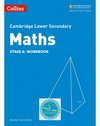 9780008213534, Cambridge Lower Secondary Maths Workbook Stage 8 (New 2018)