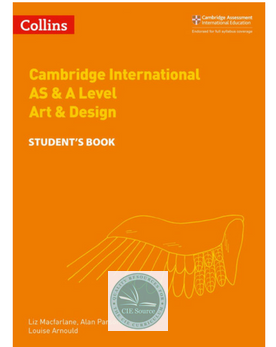 9780008250997, Cambridge International AS & A Level Art and Design (New 2018)