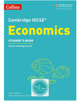 9780008254094, Cambridge IGCSE® Economics Student's Book