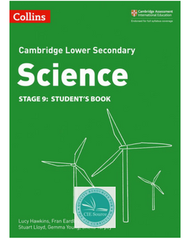 Cambridge Lower Secondary Science Student's Book: Stage 9 (New 2018)