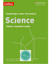 9780008254698, Cambridge Lower Secondary Science Teacher's Guide: Stage 8 (New 2018)