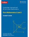9780008257743, Cambridge International AS & A Level  Pure Mathematics 2 and 3  Student's Book(New 2018)