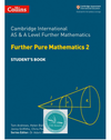 9780008257781, Cambridge International AS & A Level Further Pure Mathematics 2 (New 2018)