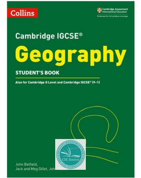 9780008260156, Cambridge IGCSE® Geography Student's Book (New 2018)