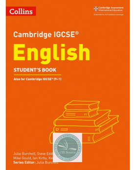 9780008262006, Cambridge IGCSE® English Student's Book(New 2018)
