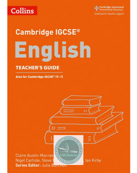 9780008262013, Cambridge IGCSE® English Teacher's Guide(New 2018)