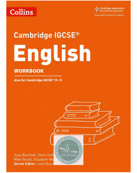 9780008262020, Cambridge IGCSE® English Workbook (New 2018)