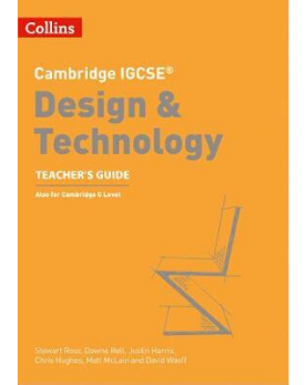 9780008293284, Cambridge IGCSE® Design & Technology Teacher's Guide (New April 2018)