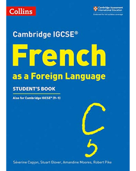 2019 Updated IGCSE French