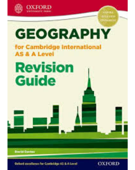 9780198307037, Geography for Cambridge International AS and A Level Revision Guide