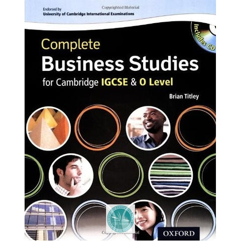 buisness studies o levels cambridge Read complete business studies for cambridge igcse & o level student book : accessible and interactive for the international student book reviews & author.
