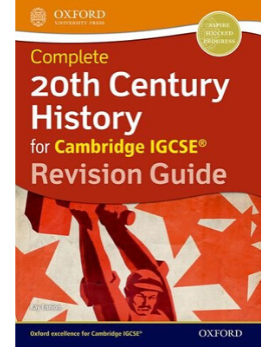 9780198332602, 20th Century History for Cambridge IGCSE(R): Revision Guide