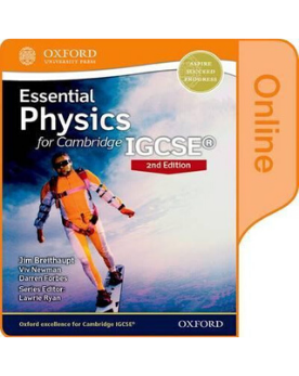 9780198355229, Essential Physics for Cambridge IGCSE 2nd Edition: Online Student Book
