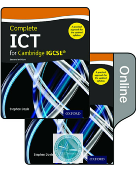 9780198357865, Complete ICT for Cambridge IGCSE® (Second Edition): Print and online student book pack