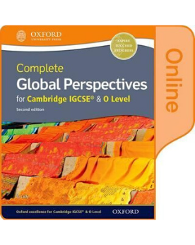 9780198366836, Complete Global Perspectives for Cambridge IGCSE® (Second Edition): Online Student Book