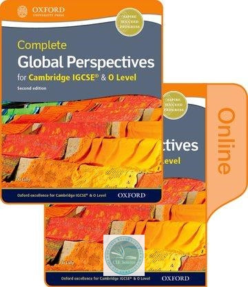 Complete Global Perspectives for Cambridge IGCSE® (Second Edition): Print and Online Student Book Pack [out of print]