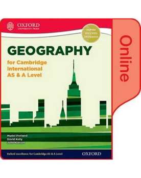 9780198367062, Geography for Cambridge International AS & A Level :Online Student Book