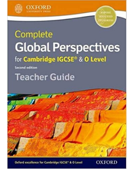 9780198374527, Complete Global Perspectives for Cambridge IGCSE® & O Level Teacher Guide