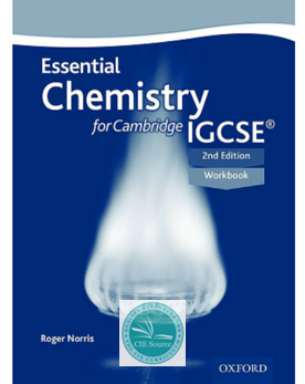 9780198374688, Essential Chemistry for Cambridge IGCSE® Workbook