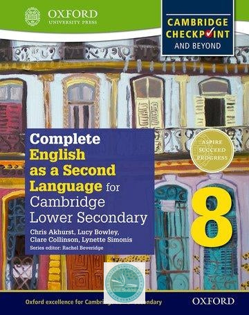 9780198378136, Complete English as a Second Language for Cambridge Secondary 1 Student Book 8 & CD