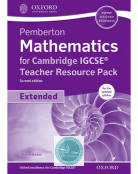 9780198378419, Pemberton Mathematics for Cambridge IGCSE® Teacher Resource Pack & CD