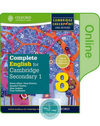 9780198378907, Complete English for Cambridge Secondary 1 Online Student Book 8