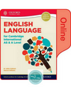 9780198379324, English Language for Cambridge International AS and A Level Online Student Book