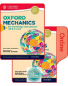 9780198379379, Mathematics for Cambridge International AS and A Level: Mechanics 1 :Print and Online Student Book Pack