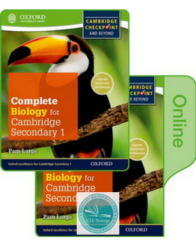 9780198379515, Complete Biology for Cambridge Secondary 1 :Print and Online Student Book